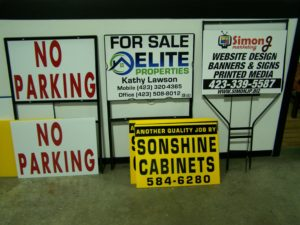 Signs & Banners & Yard signs from Simon J Marketing